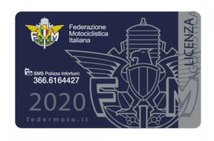Licenza Agonistica 2020